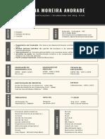 Rosa Violeta Caixas Infográfico Currículo