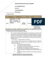 PLENARIO N º 161-21-03-2011