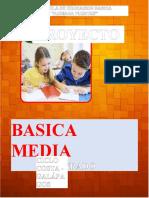 Ficha Pedagogica Proyecto 1 Sexto Grado