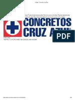 Calidad - Concretos Cruz Azul