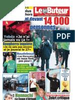 LE BUTEUR PDF du 22/03/2011