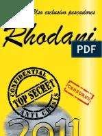 Catalogo Rhodani 2011