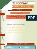 PPT S SESIÓN 04 - UNIDAD 1- CONSOLIDACIÓN DE INFORMACIÓN SOBRE EL PEN