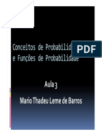 Aula 3 Probabilidade 2014