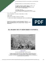 DIARIO DE UN RESURRECCIONISTA PDF COMPLETO