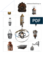 Architectural Detail Group Decorative Designlog R1