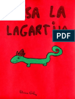 Palmira Luisa La Lagartija