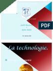 projet technologie et economie