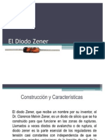 El Diodo Zener