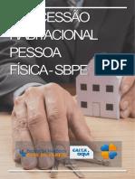 Cartilha SBPE PF - CCA
