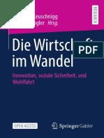 2021_Book_DieWirtschaftImWandel