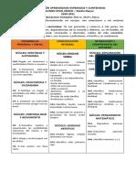 Priorización Aprendizajes MM 2020-2021