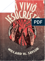 Así Vivió Jesucristo. Willard h. Taylor