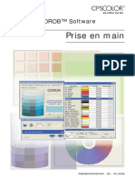 COROB Software Getting Started R0 French