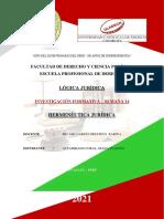 HERMENÉUTICA JURÍDICA - DIANA ALTAMIRANO