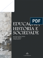 EBOOK - Educação, História e Sociedade