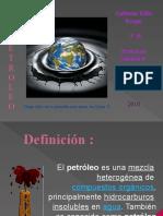 EL PETROLEO DIAPOSITIVA