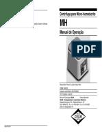 Manual Centrifuga CELM MH127V