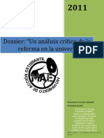 Dossier discusion EeM EU2015 + Reforma Laboral