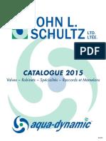 Schultz Catalog 2015-Fr