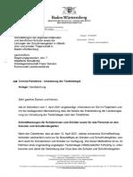2021-04-07 MD-Schreiben - Umsetzung Teststrategie