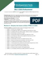Programme_HTML5-CSS3_Pro