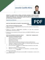 HOJA DE VIDA ABRIL 2021 - DIGEMID