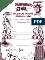 CARATULA CIVIL