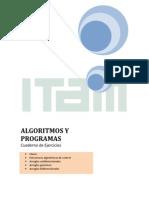 Cuaderno de Algoritmos
