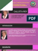 Callista Roy...''