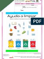GUIA DE CIENCIAS-EL RECICLAJE