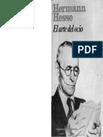Hesse - El arte del ocio