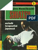 Tokujiro Namikoshi SHIATSU   PDF
