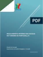 Regulamento Interno das Escolas do Turismo de Portugal 2020.2021