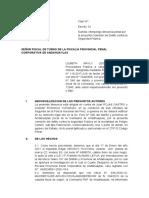 DELITO CONTRA LA SEGURIDAD PUBLICA