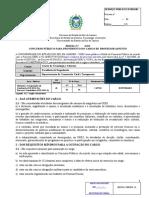 1-Edital completo - área Materiais e Processos Construtivos  - Atualizado 2020