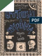 Grotowski Companhia Origens e L - By Ludwik Flaszen