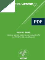 Normas ABNT 2021