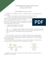 Indução eletromagnetica- UERJ