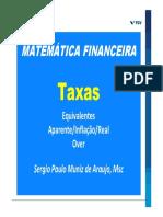Slides Mat Fin  - MBA FGV - 5 - TAXAS  - FEV 21 - Rev 37 [Modo de Compatibilidade]