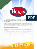 Istoria Firmei Hervis