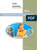 Buitenschoolse studiebegeleiding (vzw Academie)