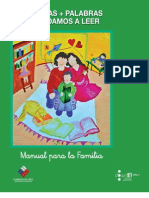 Manua Familia de personas SD Apoyo en casa para la lectura