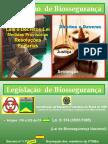 Legislação de Biossegurança