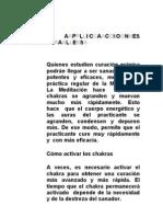 LOS CHAKRAS ( PRANA  3 )