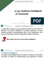 1. Introduction Aux Systèmes Intelligents Et Connectés