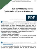 2. Processeurs Embarqués Pour Les Systèmes Intelligents Et Connectés
