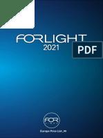 202106 Forlight Lista de Precios 2021 v2