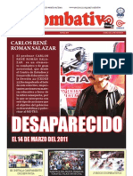 EL COMBATIVO   NUMERO  03, SECCIÓN 22 OAXACA