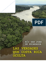 Libro Blanco de Nicaragua Las Verdades Que Costa Rica Oculta